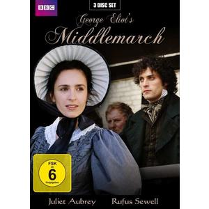 Middlemarch (1994) - George Eliot (3 DVDs)