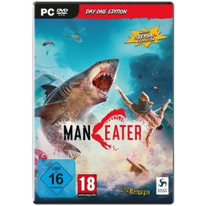 Maneater Day One Edition (PC) Englisch