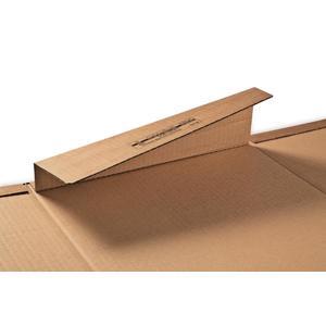 ColomPac, Versandverpackung, 320x290x35-80 mm, weiß, 20 Stück, 90836