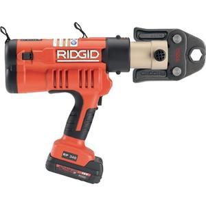 RIDGID Presswerkzeug RP 340-B 10 - 108 mm ohne Backen