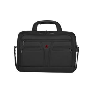 WENGER BC Star 35,56cm 14Zoll/40,64cm 16Zoll Expandable Laptop Brief w/ Tablet Pocket Black (606465)