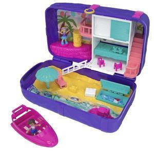 Mattel Polly Pocket Hidden Places Strand Rucksack (FRY40)