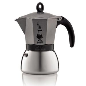 Bialetti Moka Induction 6T anthracite (4823)