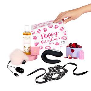 EIS Valentinstagsbox Erotik Spielzeug Vibrator Massageöl Rollenspiele