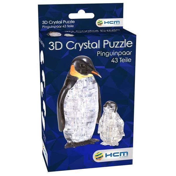 HCM Pz. 3D Crystal Pinguinpaar 43T (60463379)