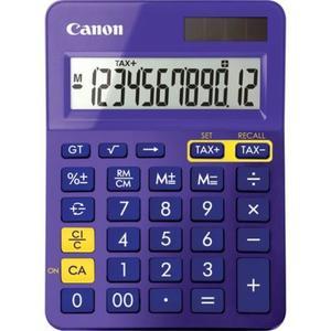 Canon Taschenrechner LS 123K Metallic purple