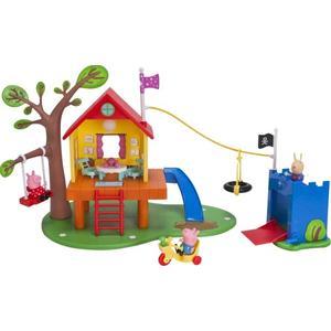 Peppa Pig PEPPA Baumhaus und Burg Spielset (50942813)