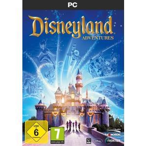 Disneyland Adventures (PC) Englisch