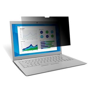 3M Blickschutzfilter PF121W1B für 30,73cm 12,1Zoll Breitbild Laptops mit COMPLY Befestigungssystem 1