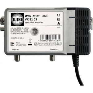 WISI Verstärker VX 81 0S