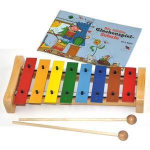 Voggenreiter Buntes Glockenspielset mit Heft (68210305)
