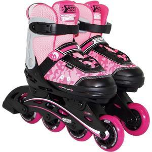BEST Sporting - Inliner Kids, pink Größe 35-40