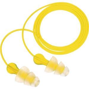 3M Gehörschutzstöpsel TRI FLANGE EN 352-2 SNR 29 dB 100 Paar / Karton