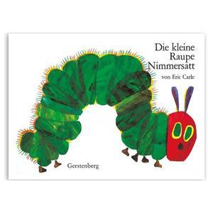 Gerstenberg Raupe Nimmersatt Papierausgabe (66441792)