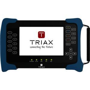 Triax Universal-Pegelmessgerät für DVB-S/S2/T/T2/C UPM 1400