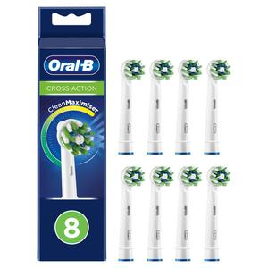 Oral-B Aufsteckbürsten Cross Action 8er CleanMaximizer