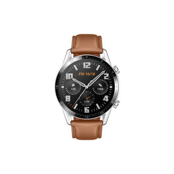HUAWEI WATCH GT 2 46mm/Stainless Steel/B (55024470?AT)
