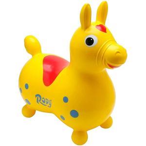 JACOBS Hüpftier Cavallo Rody gelb (4019962)