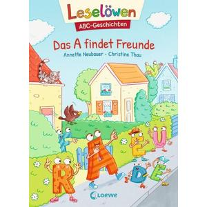 Loewe LL ABC-Geschichten: Das A findet Freunde (67657993)