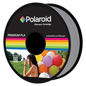 Polaroid Filament 1kg Premium PLA Filament silver P8C (3D-FL-PL-8007-100)