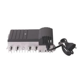Triax Hausanschlussverstärker vorwärts 30 dB rückwärts 22/24 dB max. 103/105 dB?V
