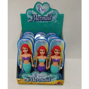 Toy Toy Toy AUFZIEH BADE-MEERJUNGFRAU 18CM 507582