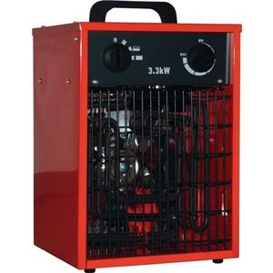 Elektroheizer IFH01-33H 476 m³/h 1,65 / 3 kW 14,3 A