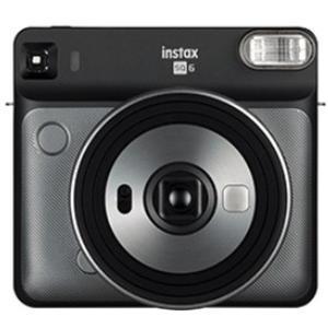 Fujifilm Instax SQUARE SQ6 graphite grey Sofortbildkamera