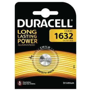 Duracell Batterie Knopfzelle CR1632 3.0V Lithium 1St. (007420)