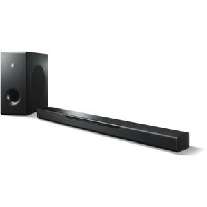 Yamaha Soundbar Yamaha Sortiment MusicCast BAR 400 YAS-408 schwarz