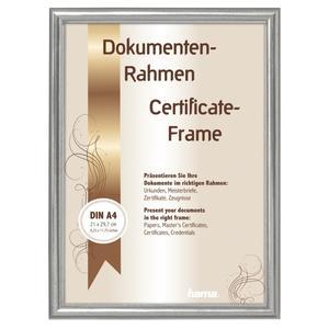 Hama Phoenix silber 21x29,7 Holz DIN A4 175684