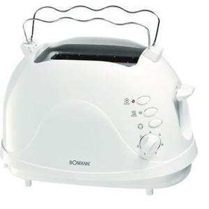 BOMANN Toaster TA246CB weiß ()