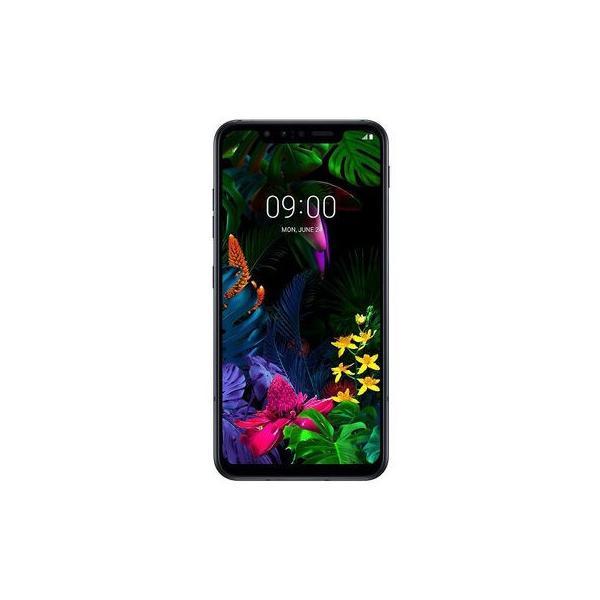 LG Electronics LG G8S DS LTE 128GB, sw (LMG810EAW.ADECMB)