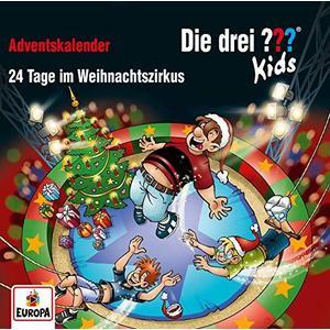 Kosmos DIE DREI ??? ADVENTKALENDER CD 03117