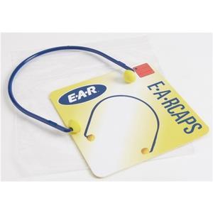3M Bügelgehörschutz E-A-Rcaps? 200 Stöpsel austauschbar EN 352-2 SNR=23 dB