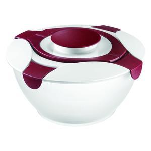Westmark Salatbutler rot/weiß (2422227R)