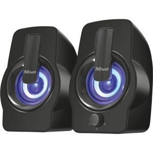 Trust Gemi RGB 2.0 Speaker Set black