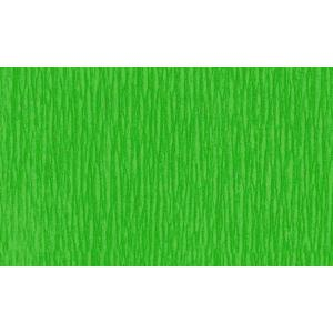 Folia, Kreppapier 32 g/m², 50 cm x 2,5 m (GELBGRÜN)