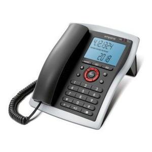 Emporia T14 schwarz-silber CLIP-Komfort Telefon