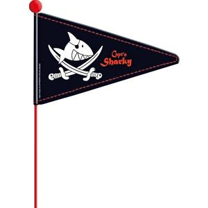 Capt'n Sharky KS Radwimpel Capt´n Sharky, geteilt (70900173)