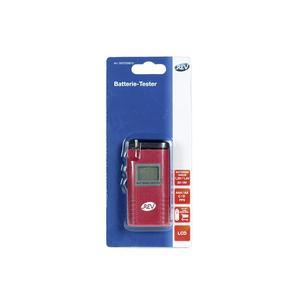 REV RITTER LCD Batterie Tester 1,2V-9V (37329012)
