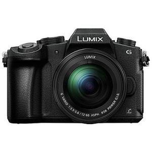 Panasonic Lumix G81+3,5-5,6/12-60 mm ASPH. POWER OIS schwarz G Vario-Kit