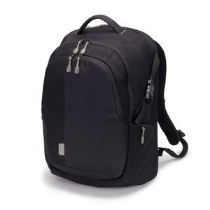 DICOTA Backpack Eco 39,6cm 15,6Zoll abnehmbare Notebooktasche Regenschutzhülle Schwarz (D30675)
