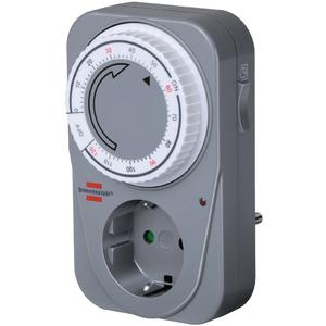 Mechanischer Countdown Timer Brennenstuhl MC 120 grau (1506590)