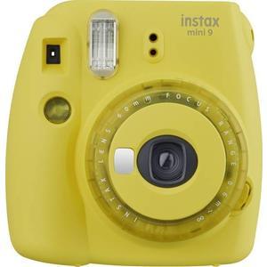 Fujifilm Instax mini 9 clear yellow limited edition Sofortbildkamera