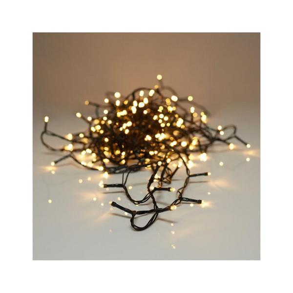 Nedis Weihnachtsbeleuchtung AX8401060 Lichterkette 480 LED (Außen) warmweiß