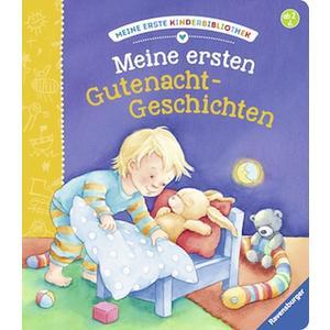 """Ravensburger """"Meine ersten Gutenacht-Geschichten"""" Marlis Scharff-Kniemeyer/ Rosemarie Künzler-Behncke Meine erste KinderbibliothekKinderbücher ab 2 Jahre Ravensbur"""
