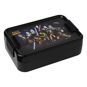 Star Wars 30500050 Rebels Brotdose Kunststoff rot/gelb