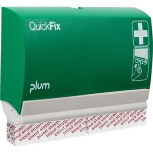 PLUM Pflasterspender QuickFix 4 B232,5xH133,5xT33ca. mm grün
