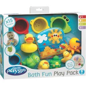 Playgro Bade Geschenkset Wasserspaß